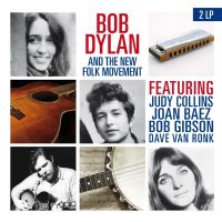 Various Artists-Bob Dylan and the Folk Movement (2 x 180g Vinyl) [2013]